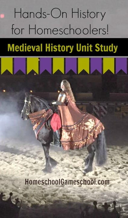 Free Hands on history for homeschoolers Medieval History unit study