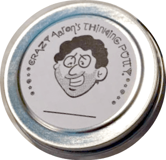 Crazy Aaron's Thinking Putty Review