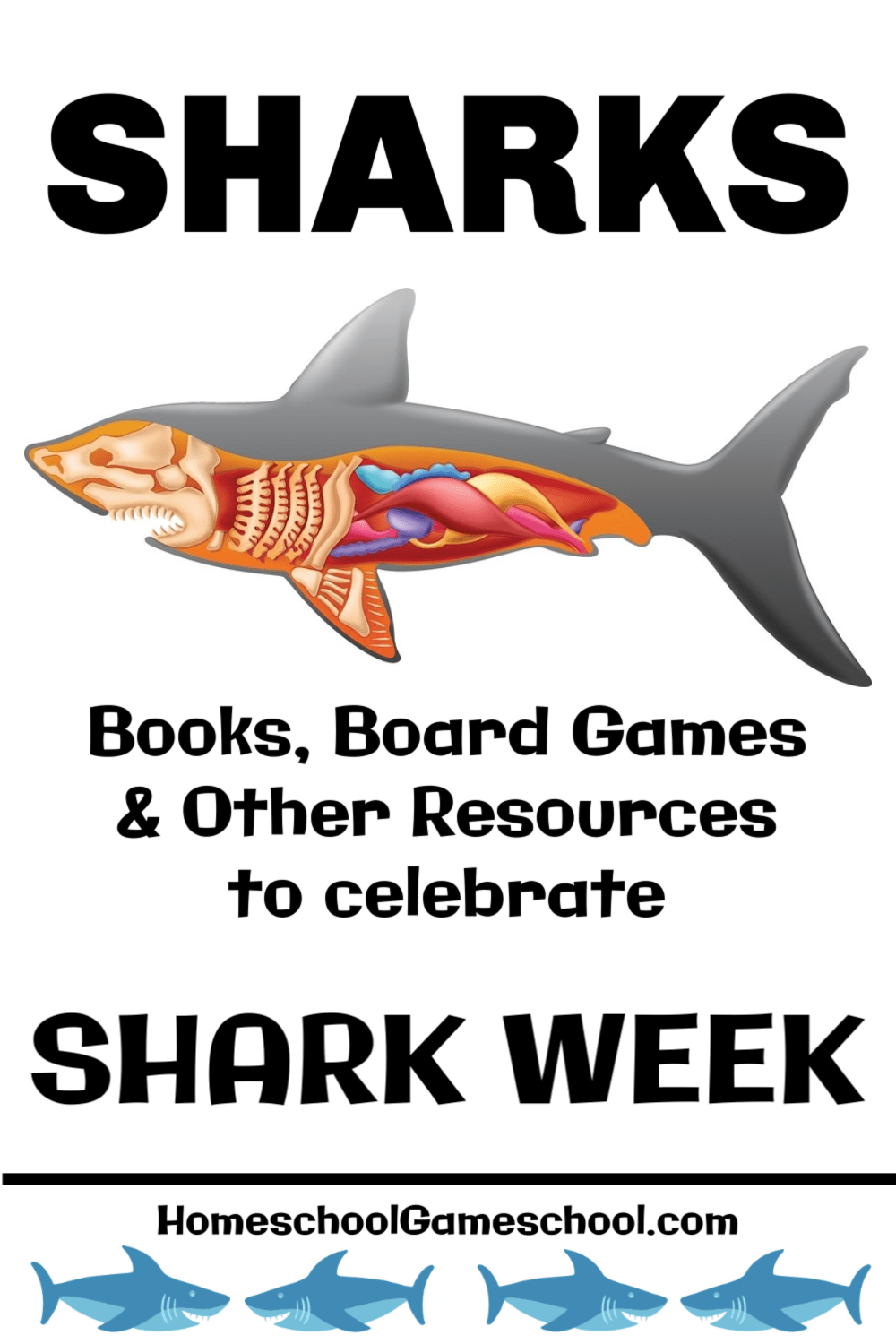 Games About Sharks