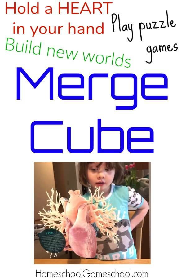 Using the Merge Cube to Bring Lessons to Life With VR & AR