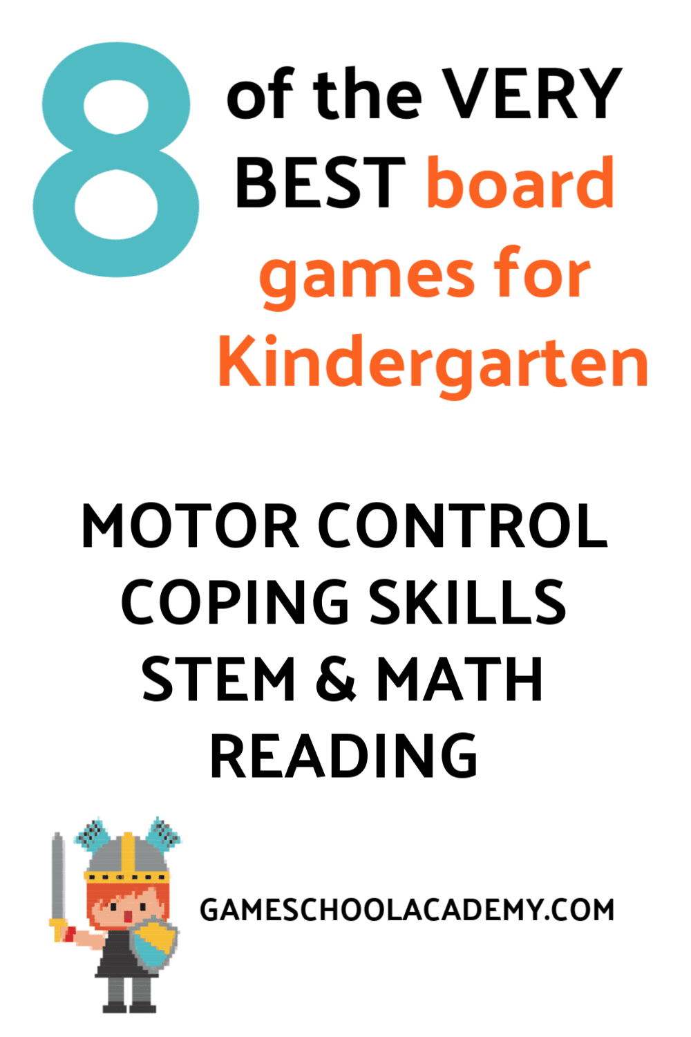 Board Games for Kindergarten