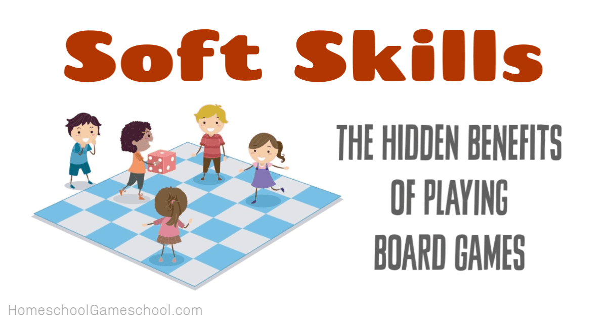 The Hidden Benefits of Playing Board Games