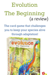 Evolution the Beginning Review