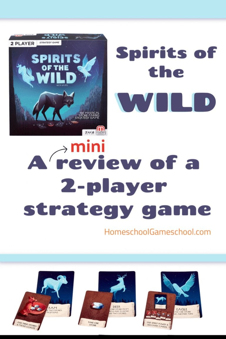 Spirits of the Wild Game Review