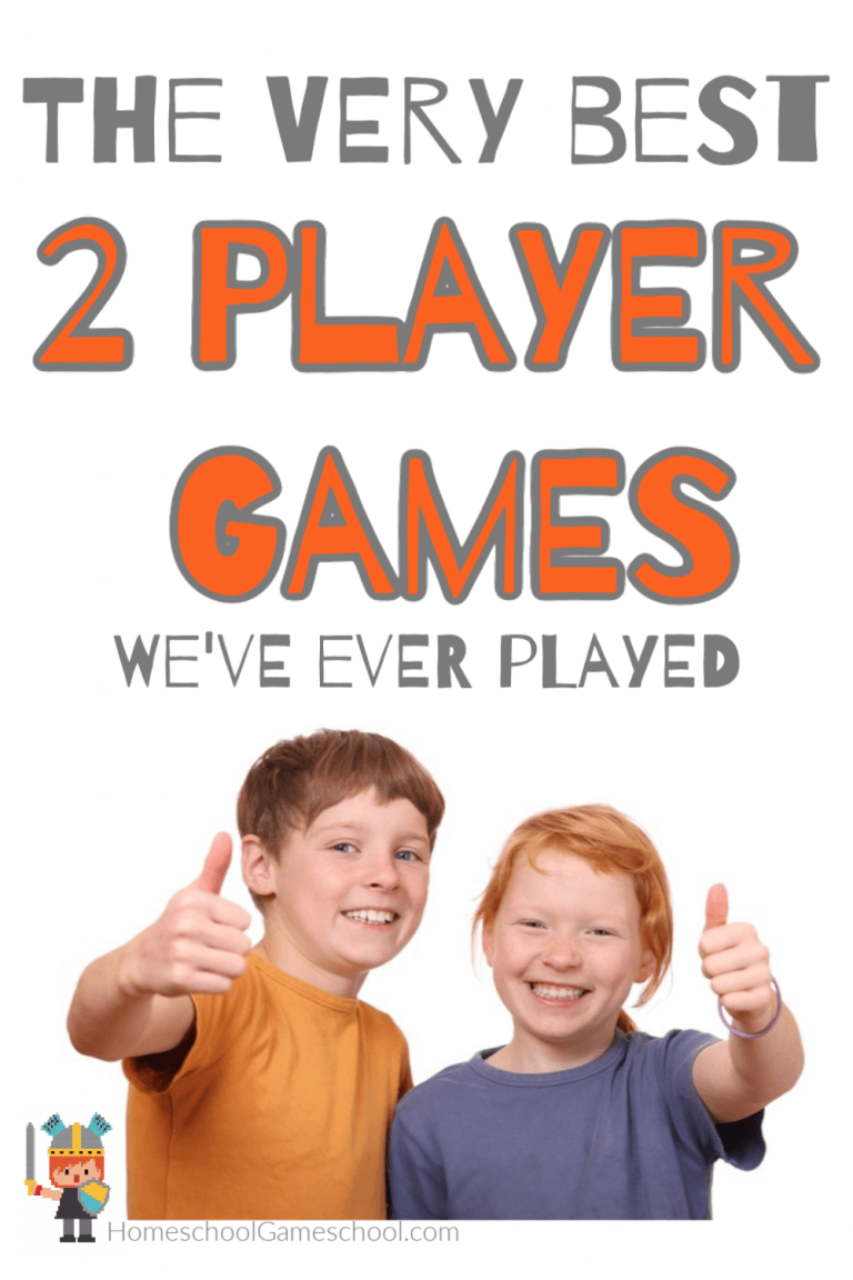 Our Favorite 2 Player Games