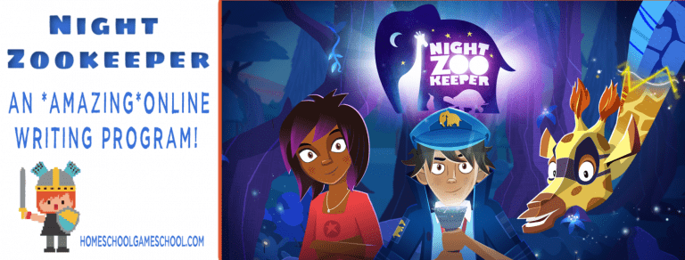 Night Zookeeper Review, Gameschooling @ HomeschoolGameschool.com