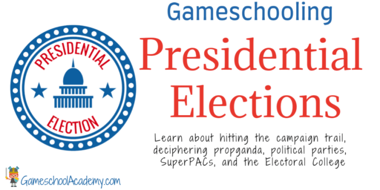 Gameschooling Presidential Elections