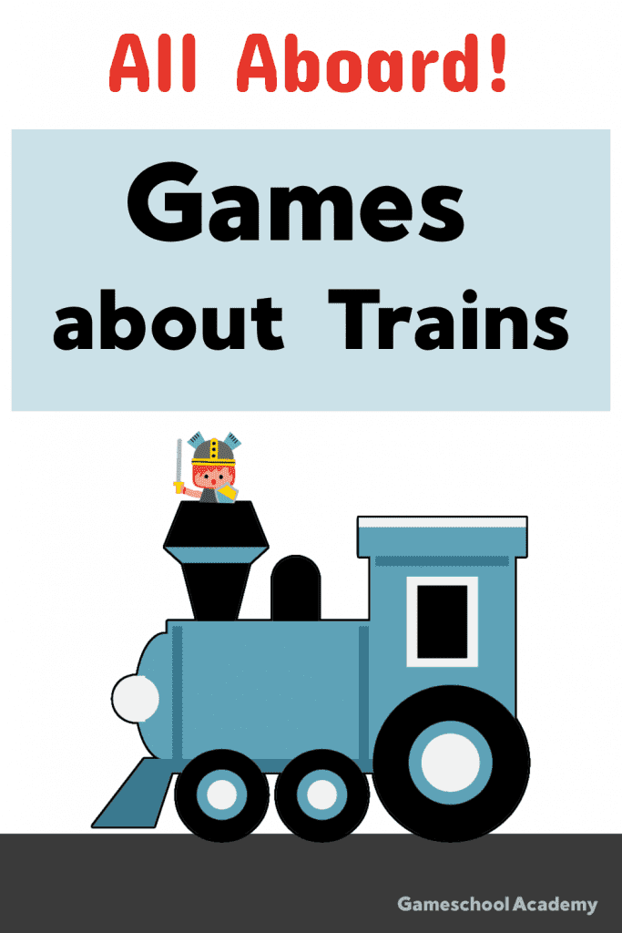Your New Favorite Games About Trains