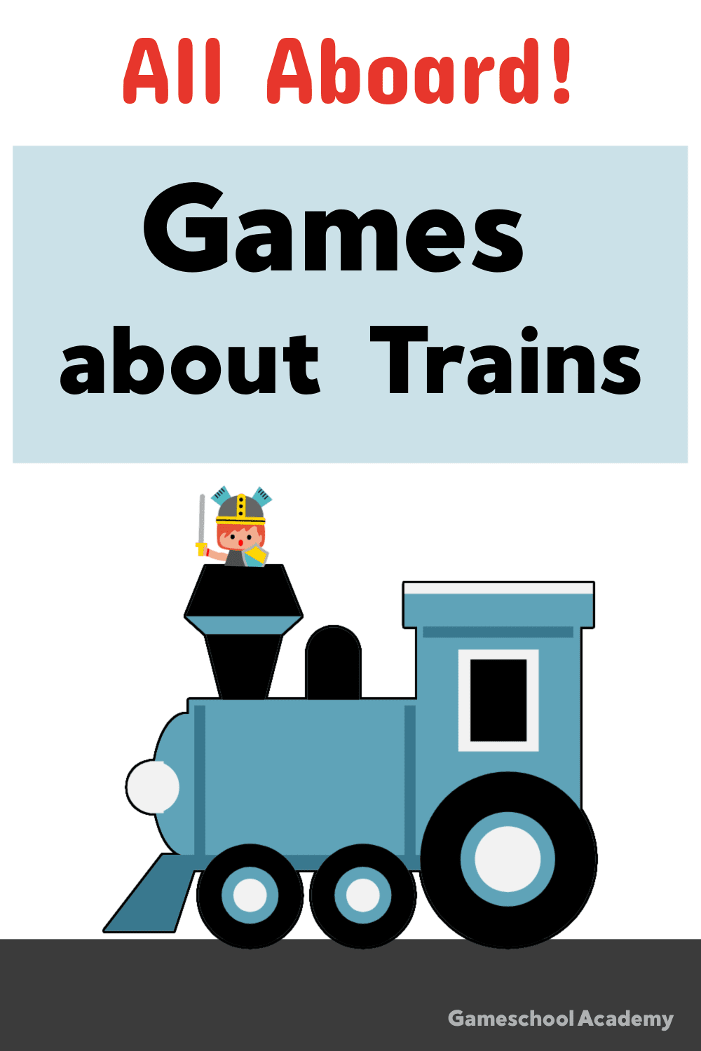 Games About Trains