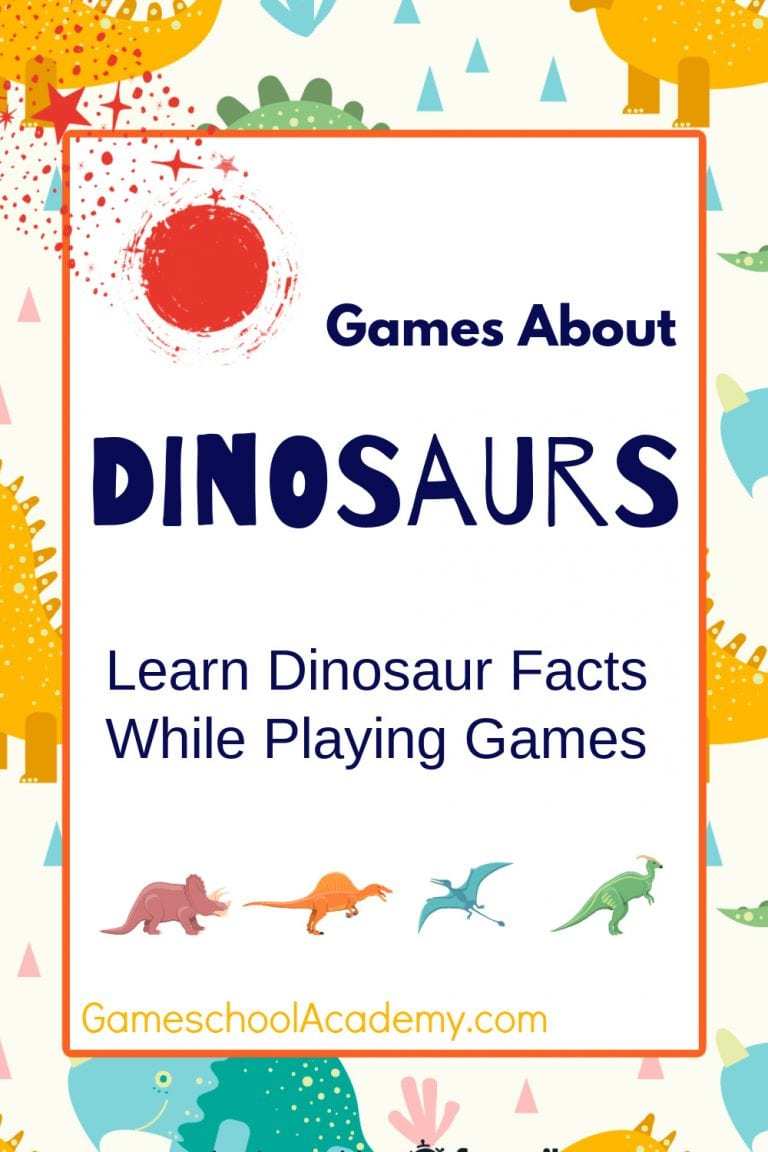 Games About Dinosaurs